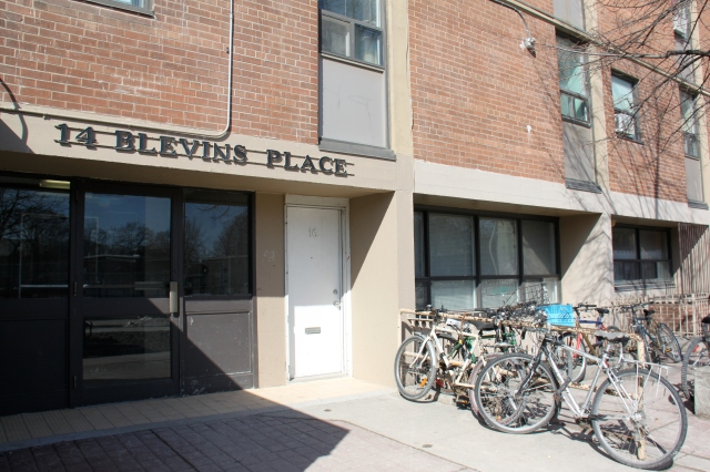 14 Blevins Place Entrance